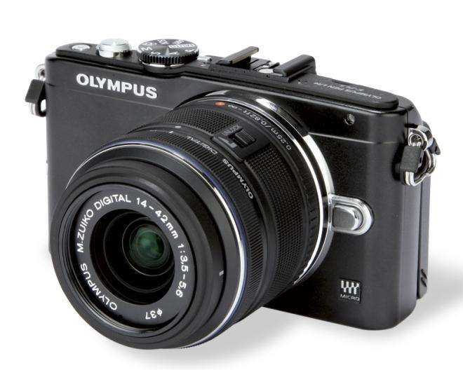 Olympus-Pen-E-PL5